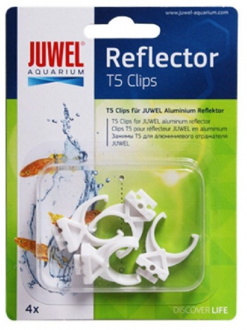 Juwel T5 High Lite Reflector Clips